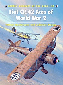 Boek: Fiat CR.42 Aces of World War 2 (Osprey)
