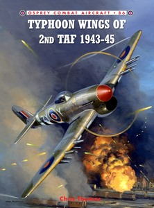 Boek: Typhoon Wings of 2nd TAF 1943-45 (Osprey)