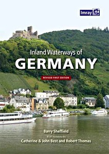 Livre : Inland Waterways of Germany (Revised First Edition)