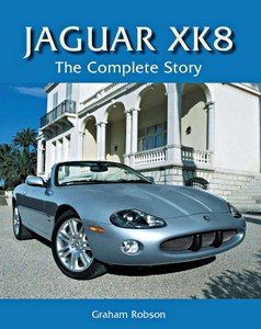 Boek: Jaguar XK8 - The Complete Story