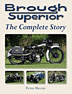 Boek: Brough Superior - The Complete Story