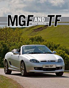 Boek: MGF and TF - The Complete Story
