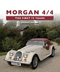 Boek: Morgan 4/4 - The First 75 Years