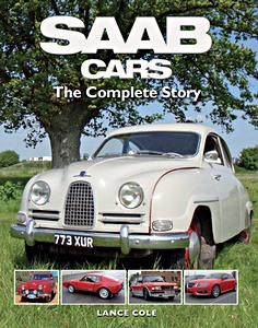 Livre : Saab Cars - The Complete Story