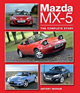 Boek: Mazda MX-5 - The Complete Story