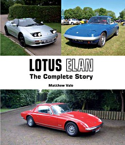 Boek: Lotus Elan - The Complete Story