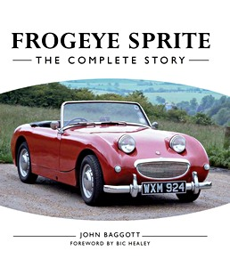 Livre : Frogeye Sprite - The Complete Story