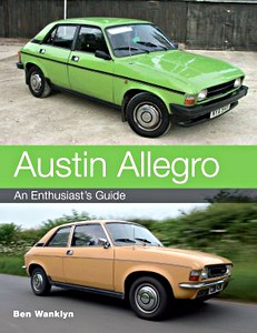 Boek: Austin Allegro - An Enthusiast's Guide