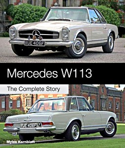 Boek: Mercedes W113 - The Complete Story