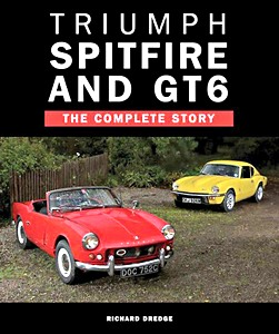 Boek: Triumph Spitfire and GT6 - The Complete Story