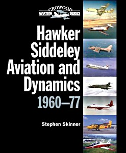 Boek: Hawker Siddeley Aviation and Dynamics 1960-77