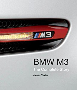 Boek: BMW M3 - The Complete Story