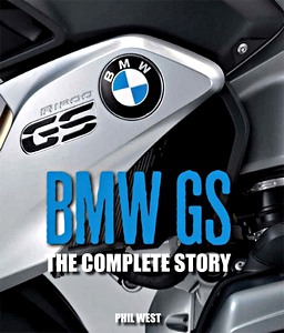 Boek: BMW GS : The Complete Story