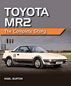 Livre : Toyota MR2 : The Complete Story