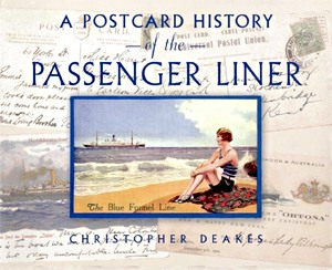 Livre : A Postcard History of the Passenger Liner