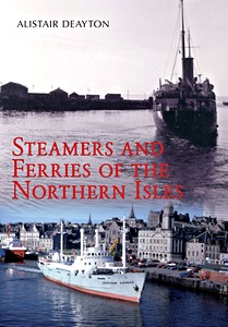Livre : Steamers and Ferries of the Northern Isles
