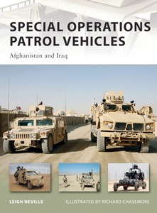 Boek: Special Operations Patrol Vehicles - Afghanistan and Iraq (Osprey)