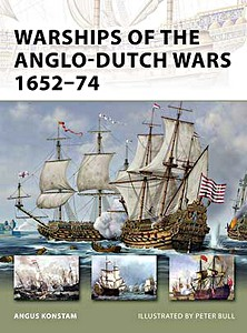 Livre : Warships of the Anglo-Dutch Wars 1652-74