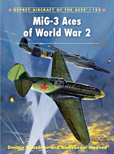 Boek: MiG-3 Aces of World War 2 (Osprey)
