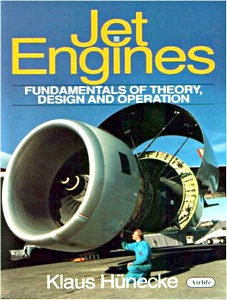 Boek : Jet Engines - Fundamentals of Theory, Design and Operation