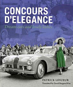 Concours d'Elegance - Dream cars and lovely ladies