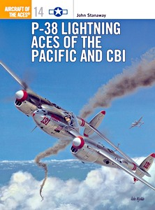 Boek: Lightning Aces of the Pacific and CBI (Osprey)