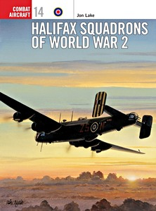 Boek: Halifax Squadrons of World War 2 (Osprey)