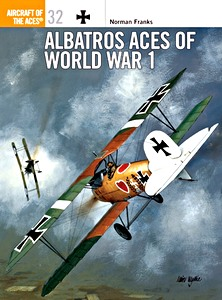 Boek: Albatross Aces of World War 1 (Osprey)