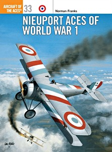 Boek: Nieuport Aces of World War 1 (Osprey)