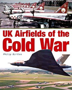 Boek : UK Airfields of the Cold War