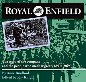 Livre : Royal Enfield : The Story of the Company and the People Who Made it Great: 1851-1969