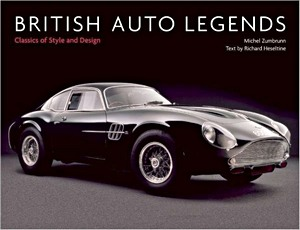 Boek : British Auto Legends - Classics of Style and Design