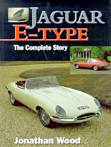 Boek: Jaguar E-type - The Complete Story
