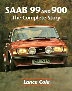 Boek: Saab 99 and 900 - The Complete Story
