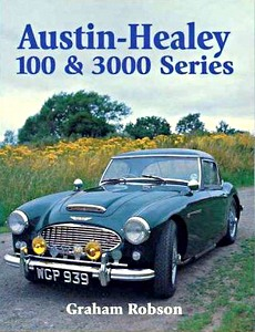 Boek: Austin Healey 100 & 300 Series