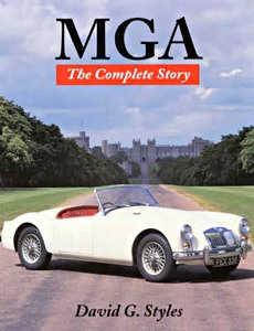 Boek: MGA : The Complete Story