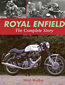 Boek: Royal Enfield - The Complete Story