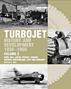 Boek : Turbojet History and Development 1930-1960 (Volume 2)