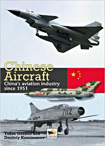 Boek: Chinese Aircraft - China's Aviation Industry 1951-2007