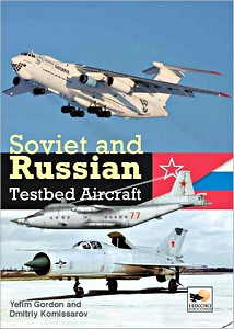 Boek: Soviet and Russian Testbed Aircraft