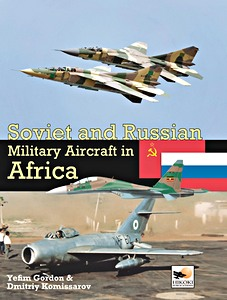 Boek: Soviet and Russian Military Aircraft in Africa
