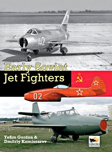 Boek: Early Soviet Jet Fighters