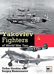 Boek: Yakovlev Aircraft of World War Two