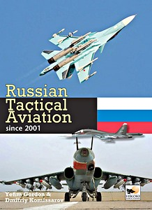 Boek: Russian Tactical Aviation : since 2001