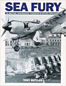 Boek: Sea Fury - In British, Australian, Canadian & Dutch Service