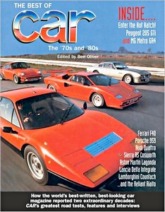 Boek : The Best of Car Magazine - The 70s and 80s