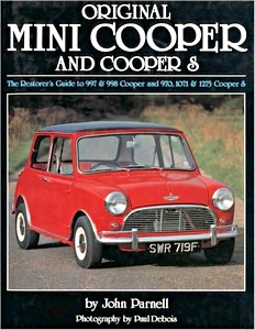 Boek: Original Mini Cooper and Cooper S - The Restorer's Guide to 997 and 998 Cooper and 970, 1071 and 1275 Cooper S