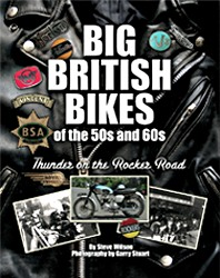 Big British Bikes of the 50s and 60s : Thunder on the Rocker Road