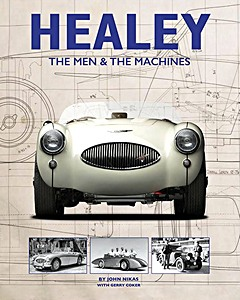 Boek: Healey - The Men and the Machines