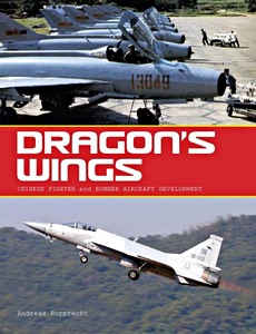 Boek: Dragon's Wings - Chinese Fighter and Bomber Aircraft Development